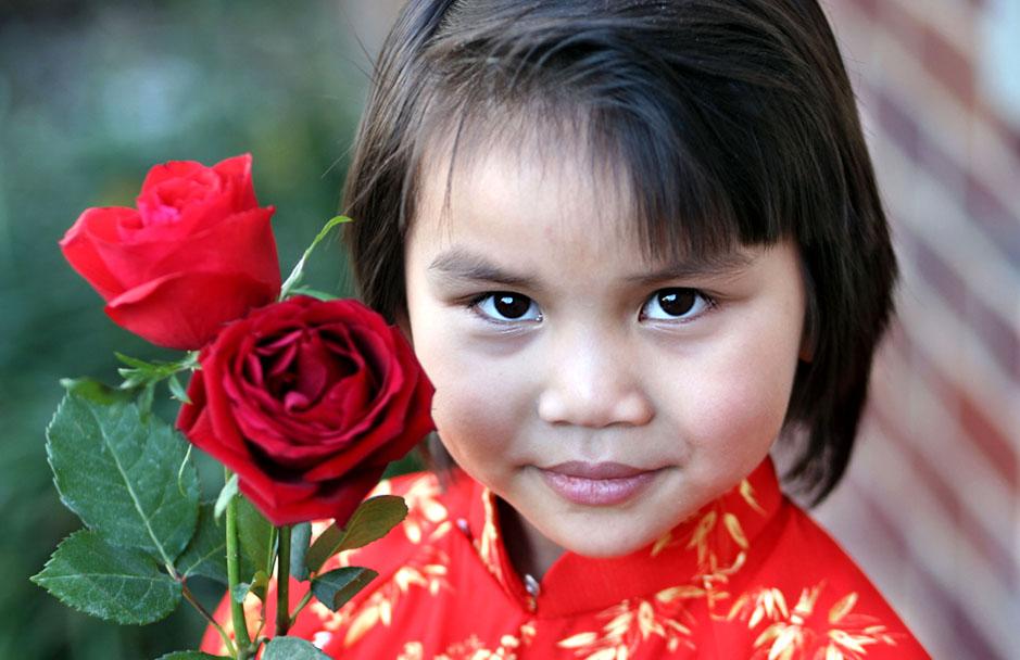 Girl, Rose